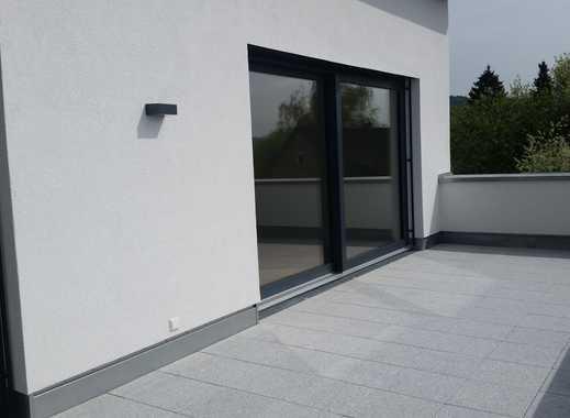 Moderne 2,5-Zimmer-Penthouse-Wohnung mit grosser Sonnenterrasse und Einbauküche in Bad Säckingen