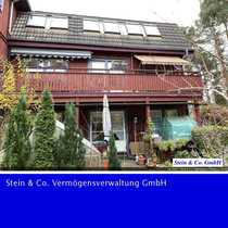 großzügige Wohnung mit großem Balkon