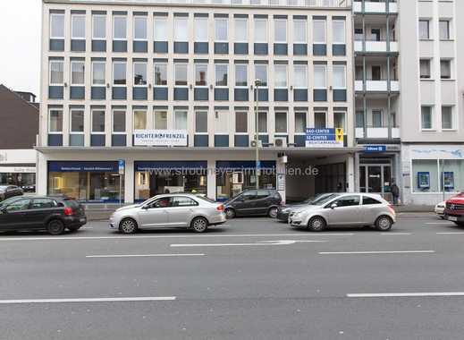 HA-Zentrum Ladenlokal mit großer Ausstellung im Untergeschoss in sehr gut frequentierter Lage (B7)