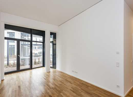 Jetzt mietfreien Monat sichern: Erstbezug - Terrassenwohnung zum Innenhof mit EBK