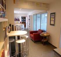 Verbundene Büro-Räume in Jugendstilhaus in