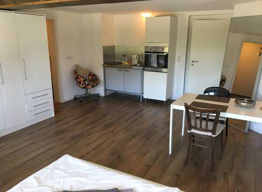 Stilvolle, neuwertige 1-Zimmer-Wohnung mit Einbauküche in Waltenhofen