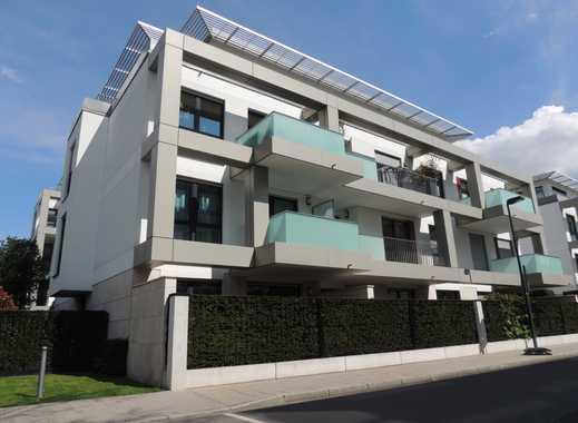Gut geschnittene, moderne 2-Zimmer-Wohnung in D-Oberkassel