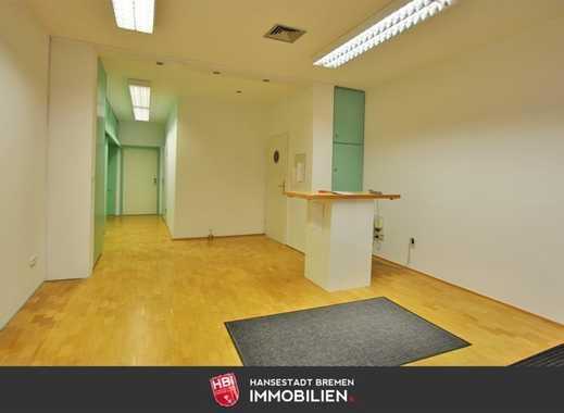 Viertel / Ladengeschäft mit Bürofläche im Fedelhören