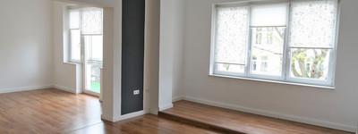 Großzügige und schöne 4,5 Zimmer-Altbauwohnung mit 3 Balkonen und Garage in Bad Oeynhausen-Zentrum