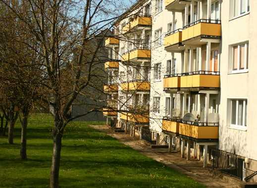 3-Raumwohnung in kleinem Mehrfamilienhaus