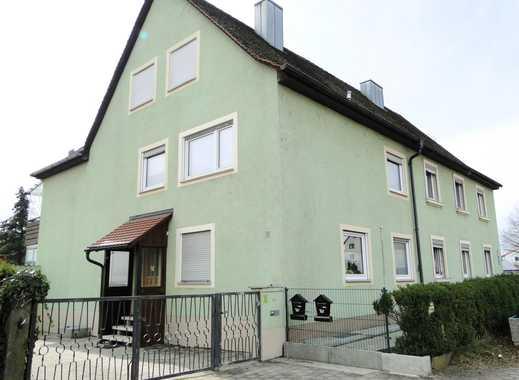 Kapitalanlage: Mehrfamilienhaus auf großem Grundstück
