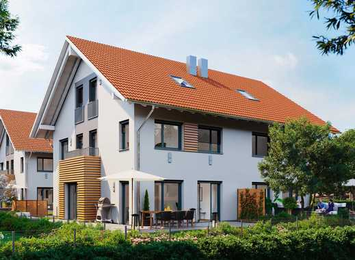 Großzügige Doppelhaushälfte auf 3 Wohnetagen mit Wohlfühl-Ausstattung, Terrasse und sonnigem Garten