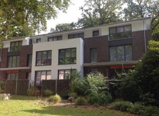 Erstbezug: traumhafte 3-Zimmer-Penthouse-Wohnung in Volksdorf, Hamburg