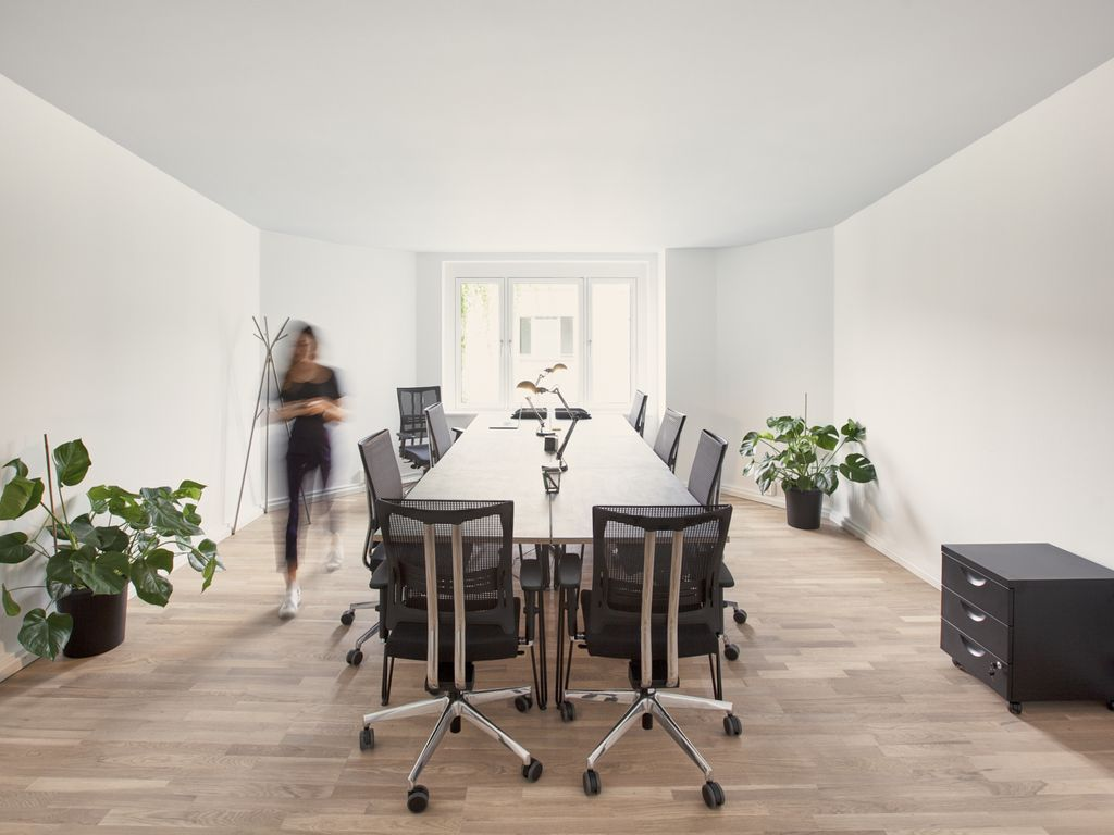 Büro (indikatives Bild)