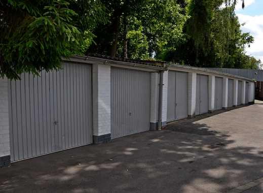 Einzelgarage für Motorrad oder Pkw an der Wickrather Straße 105 in Rheydt