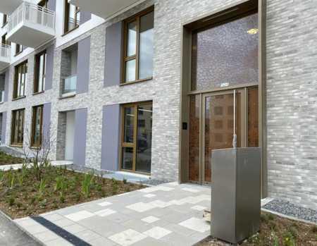 Erstbezug: attraktive 2-Zimmer-Wohnung mit Süd-Balkon in Neu-Pasing in Obermenzing (München)