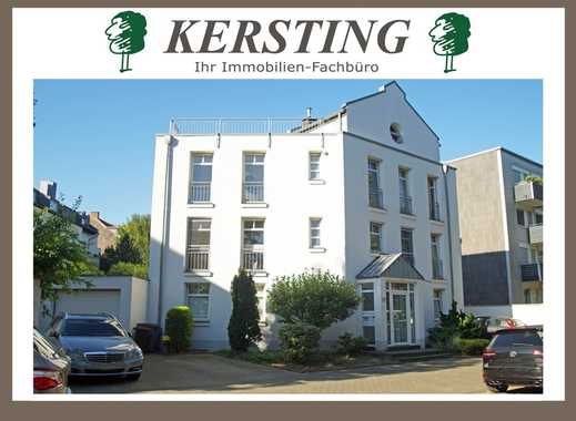 Krefeld - Bismarckviertel! Perfekt gelegene Eigentumswohnung mit Sonnenbalkon und Stellplatz!