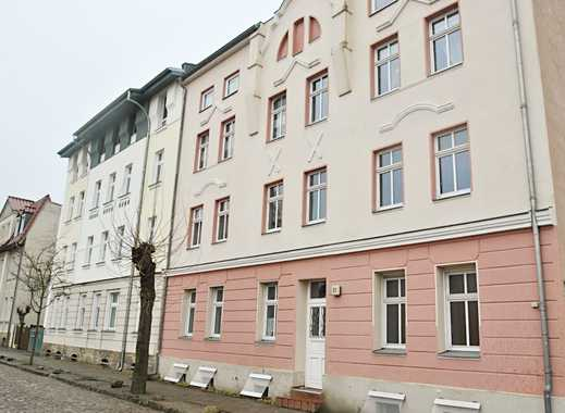 Arbeiten in ruhiger gepflegter zentraler Lage von Eberswalde  -  Büro oder Praxis