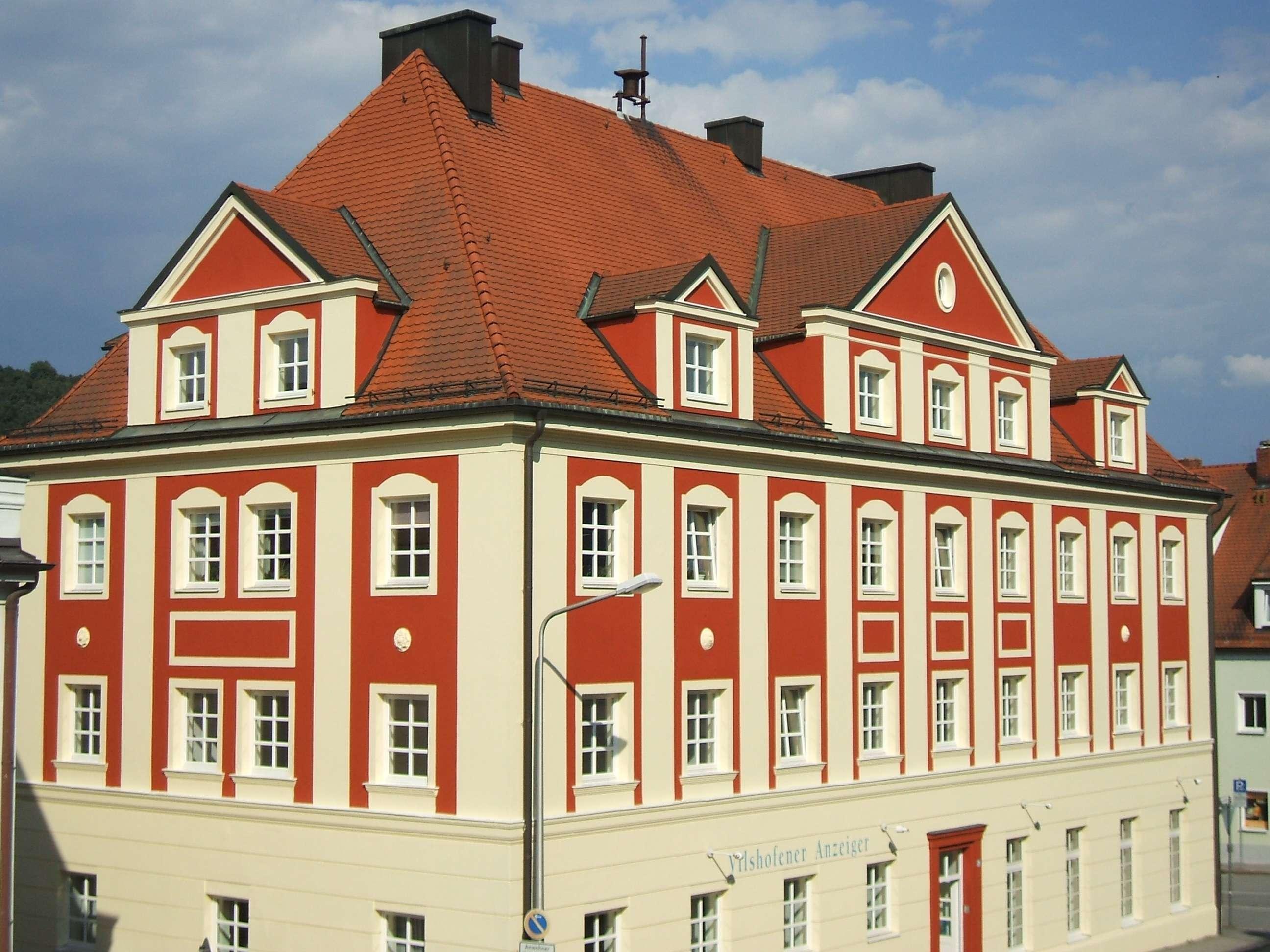 Schöne vier Zimmer Wohnung in Passau (Kreis), Vilshofen an der Donau