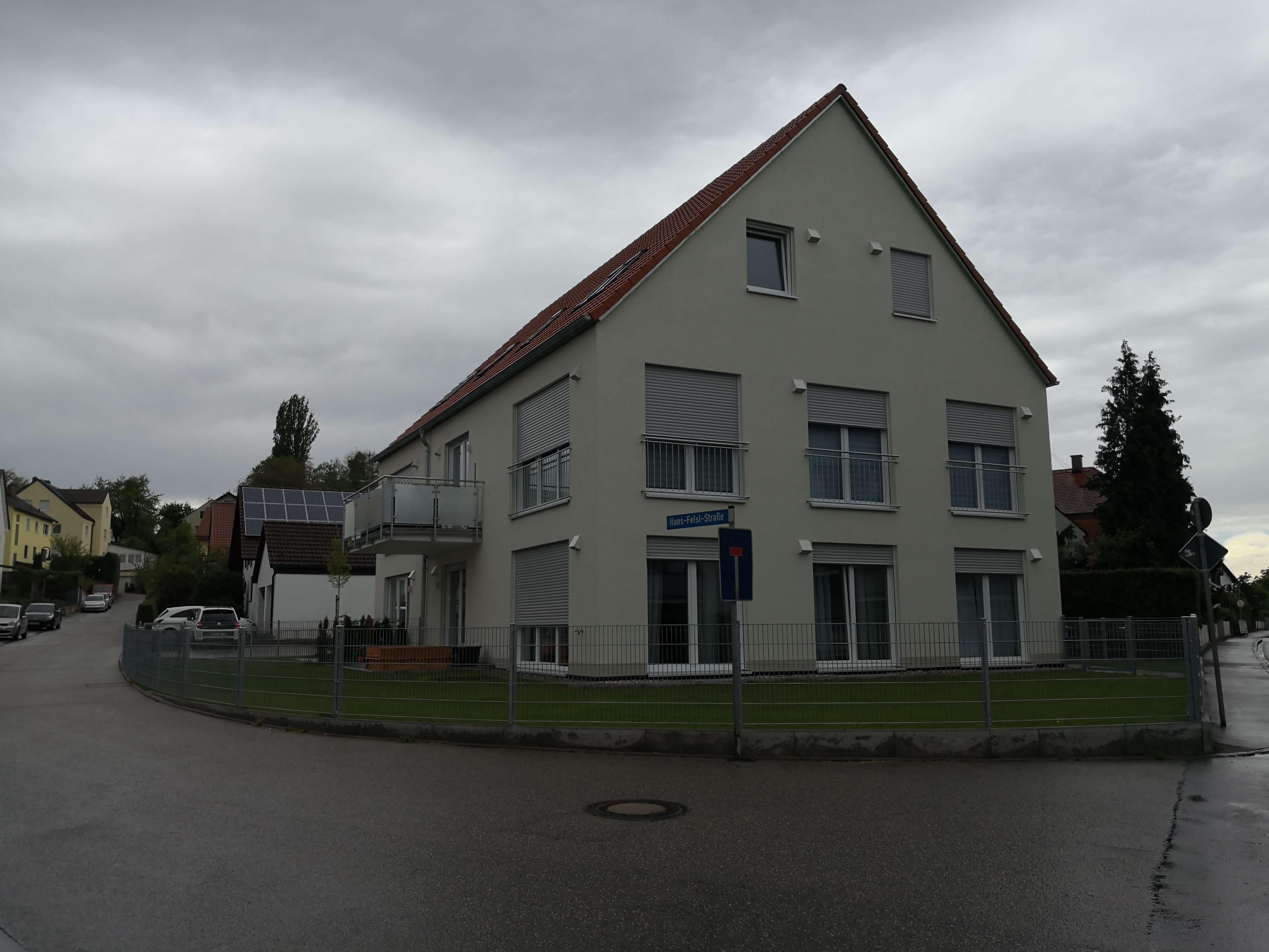 Moderne drei Zimmer Gartenwohnung in Wolnzach (Kreis Pfaffenhofen an der Ilm)