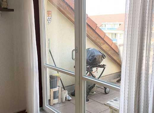 Top Dachgeschosswohnung mit Loggia in begehrter Wohnlage