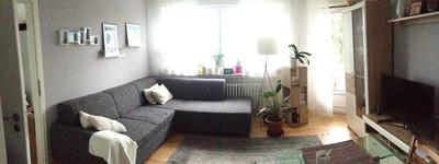 Ruhige 4-Zimmer-Whg. im 6 Fam. Haus mit Garten/Südbalkon hell und geräumig