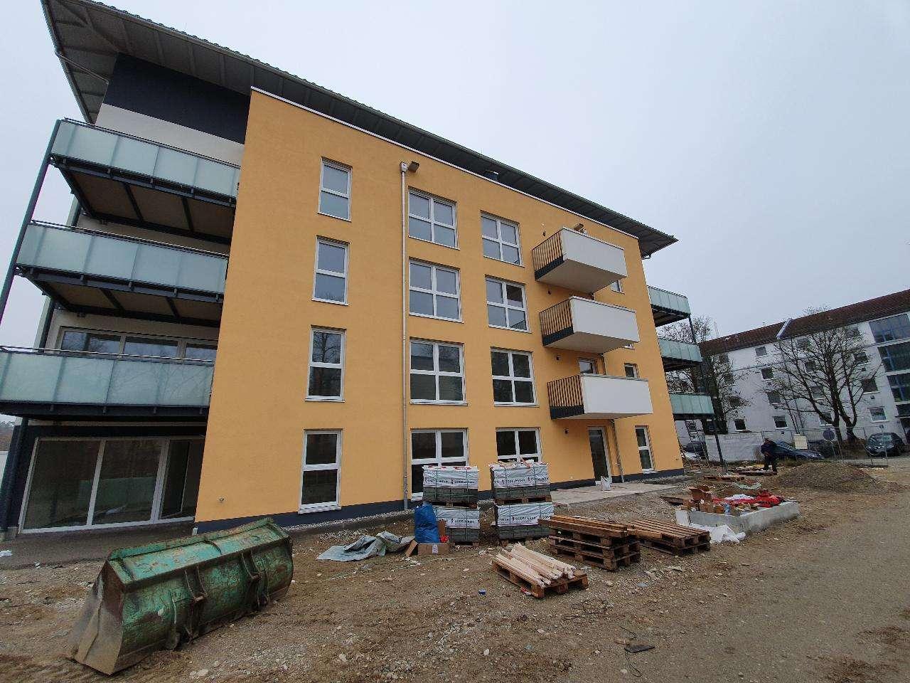 VORANKÜNDIGUNG - NEUBAU - 2-Zimmer-Wohnung in Waldkraiburg in Waldkraiburg