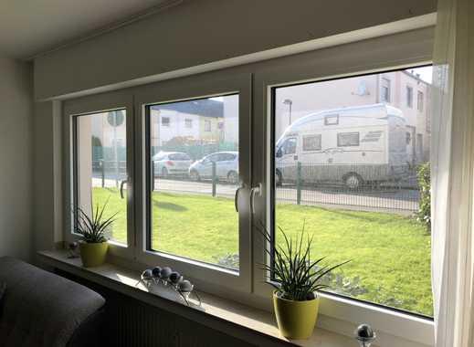 Charmante und Helle 53 m². Ruhige 2-Zimmer-Wohnung mit viel Grün drum herum! Nahe den Escher Seen
