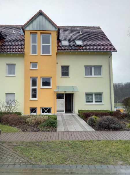 Neuwertige 3-Zimmer-Wohnung mit Balkon und Einbauküche in Bad Bocklet in Bad Bocklet