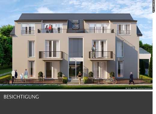DG Wohnung mit 2 Balkonen zum fairen Preis direkt vom Bauträger