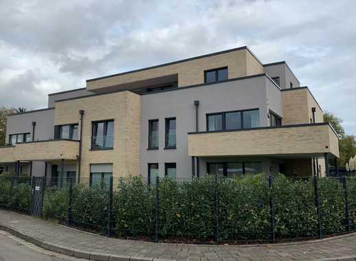 Neue 3-Zimmer-Terassenwohnung mit kleinem Garten in Grevenbroich