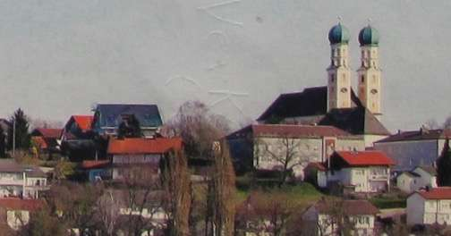 1-Zimmer Singleapartmentwohnung in Pfarrkirchen in Pfarrkirchen