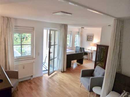 Voll möbliertes Apartment direkt an S-Bahn (S1 Airport) und Bus in Feldmoching (München)