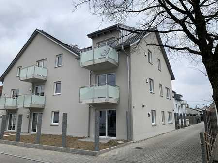 Erstbezug mit Balkon: exklusive 2-Zimmer-Wohnung in Ingolstadt in Friedrichshofen (Ingolstadt)