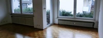 Ruhig gelegene 3-Zimmer-Wohnung zentral zur Innenstadt