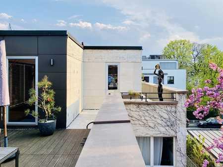 MAIER - Penthouse! Außergewöhnliche Dachterrassenwohnung im Herzen von Nymphenburg! in Neuhausen (München)
