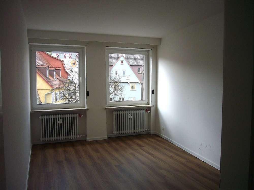 Klassische Stadtwohnung in der Memminger City! in Memmingen-Innenstadt