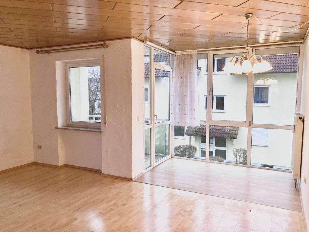 Helle 3-Zimmer Wohnung in Offingen  in