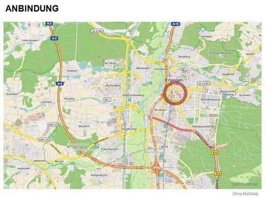 Karte_Anbindung-Erlangen