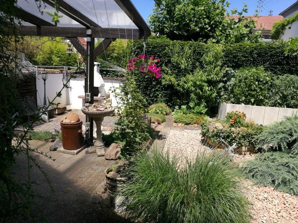 Garten-Terrasse