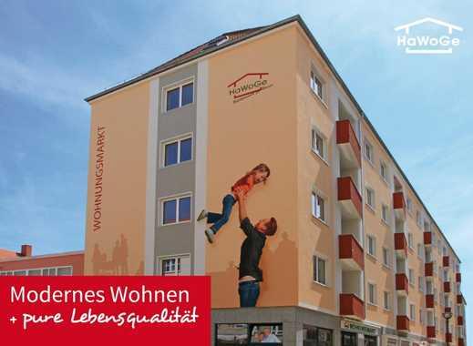 Citty life- Moderne 2-Zimmer-Wohnung + EBK!