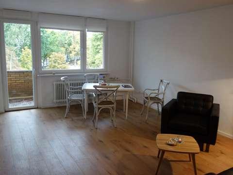 Wohnen auf Zeit in möbilierter 2-Zimmer-Wohnung in Kreuzberg