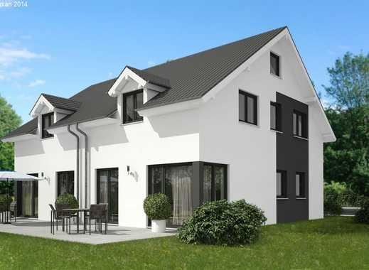 Nur wenige Kilometer von Bonn- Beuel entfernt! Schlüsselfertige Doppelhaushälfte!