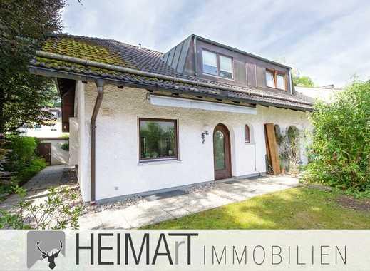 HEIMArT - Doppelhaus: Eine Einheit vermietet, die andere sofort verfügbar # Forstenried
