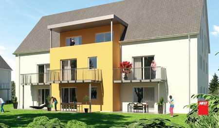 Neuwertige 3-Raum-Wohnung mit Balkon und Einbauküche in Kaisheim in Kaisheim