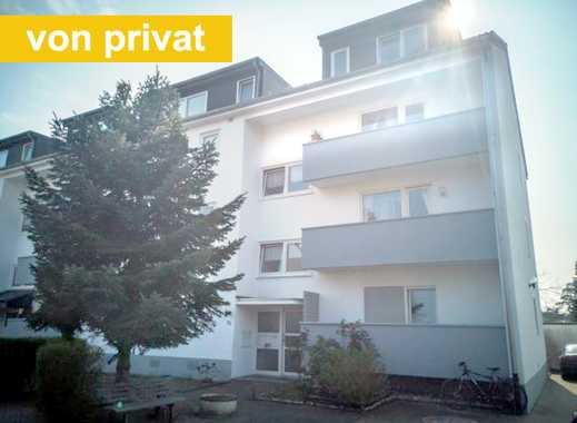 Sanierte 3-Zimmer-Wohnung mit Balkon direkt vom Eigentümer/ zeitnah beziehbar