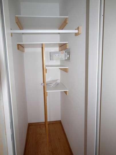 Abstellkammer / Flur