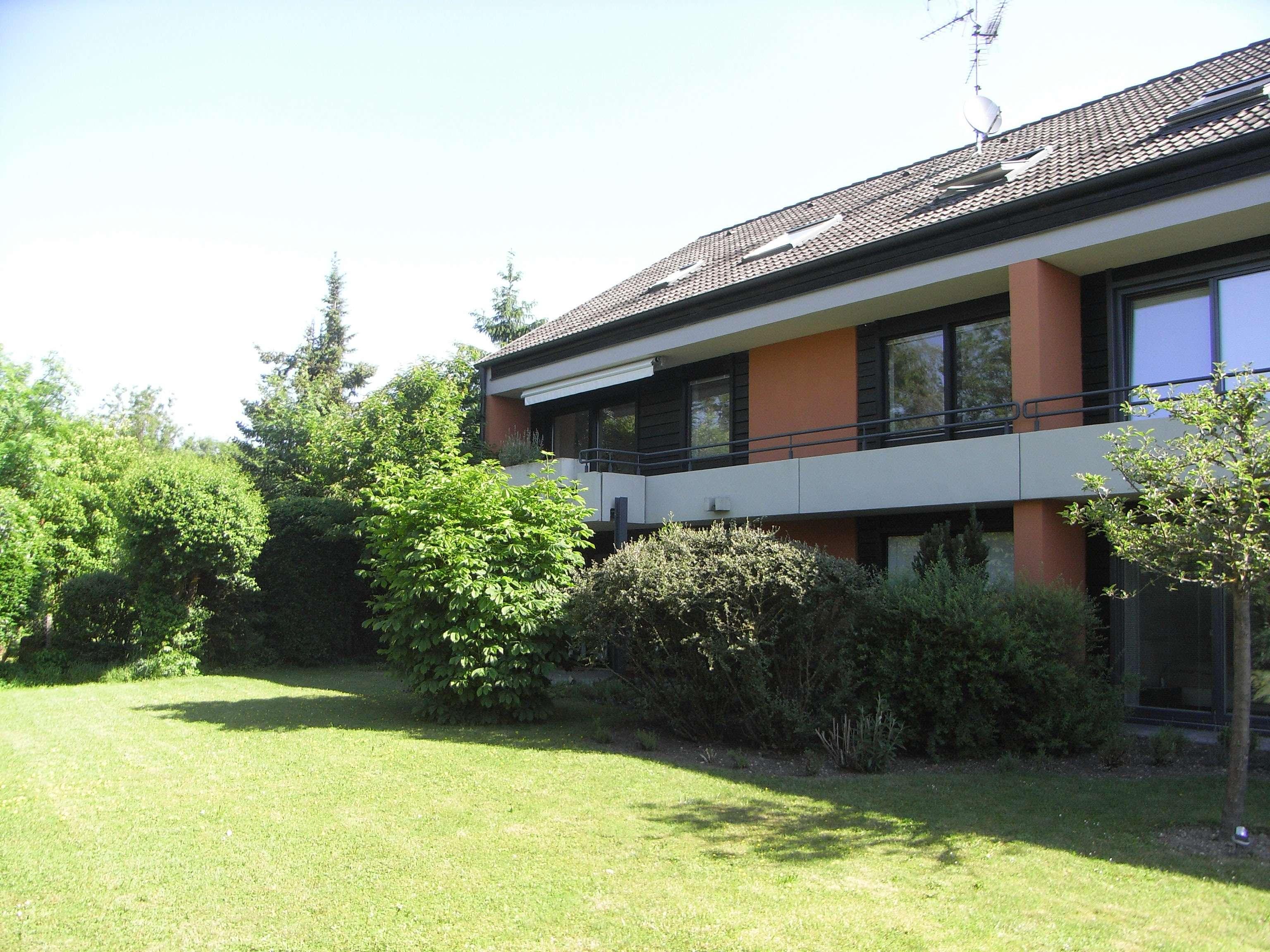 Helle und ruhige 3,5-Zimmer-Wohnung mit Balkon, in Göggingen an den Wertachauen in Göggingen