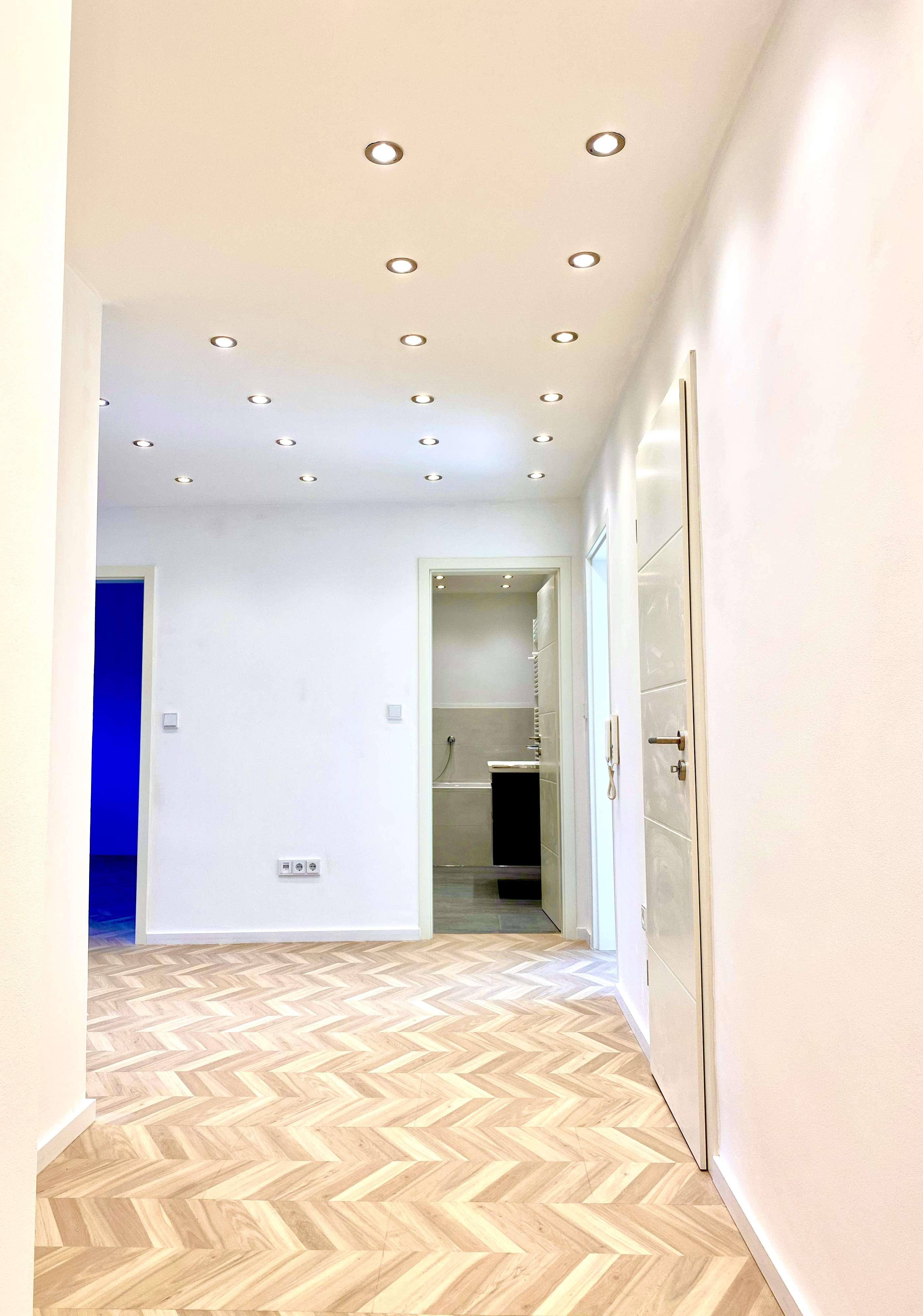 Erstbezug nach Sanierung: stilvolle 3,5-Zimmer-Wohnung mit Balkon in Nürnberg in