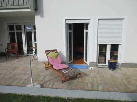 Neuwertige Terrassenwohnung bei Schliersee bevorzugt als Wochenendwohnung zu vermieten in Hausham