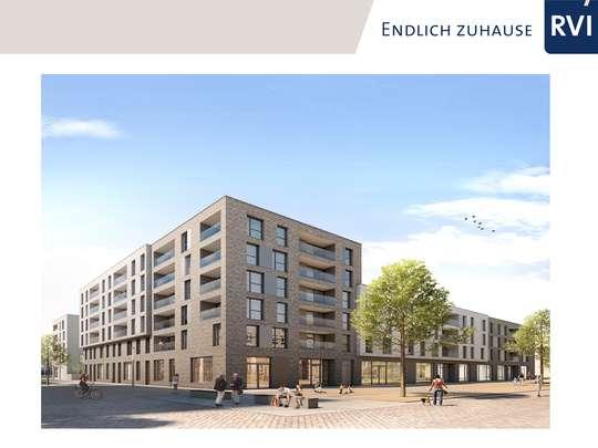 Zentrale 2 Zimmer-Wohnung - Erstbezug - Neue Weststadt Esslingen - *Direkt vom Vermieter*