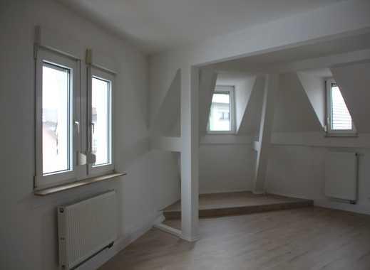 4 Zimmer Altbau Maisonette mit Türmchen