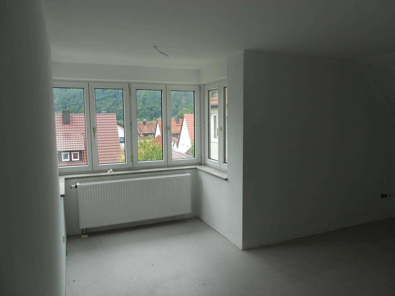 Schöne 2-Zimmer Sozialwohnung in Gemünden, Langenprozelten nur mit Wohnberechtigungsschein