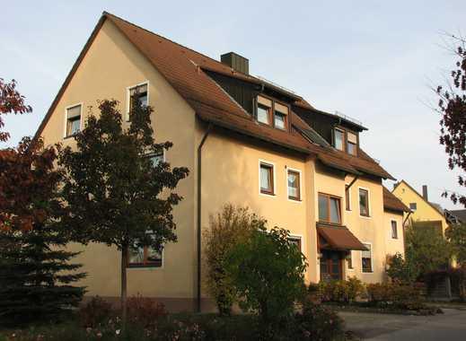 Sonnige 3-Zimmer-Erdgeschosswohnung in Neuendettelsau